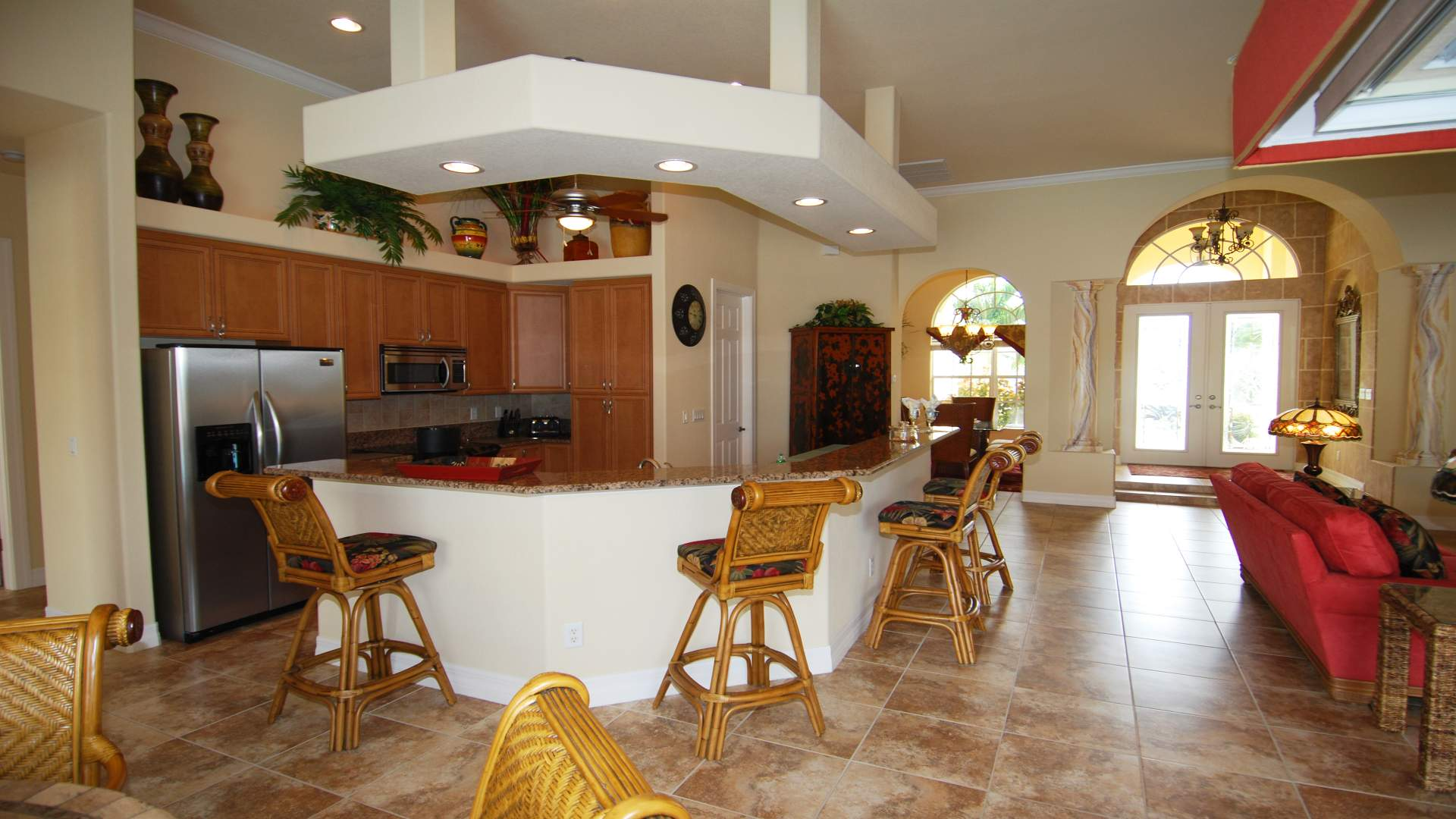 Florida, Cape Coral, Ferienhaus, Black Diamond