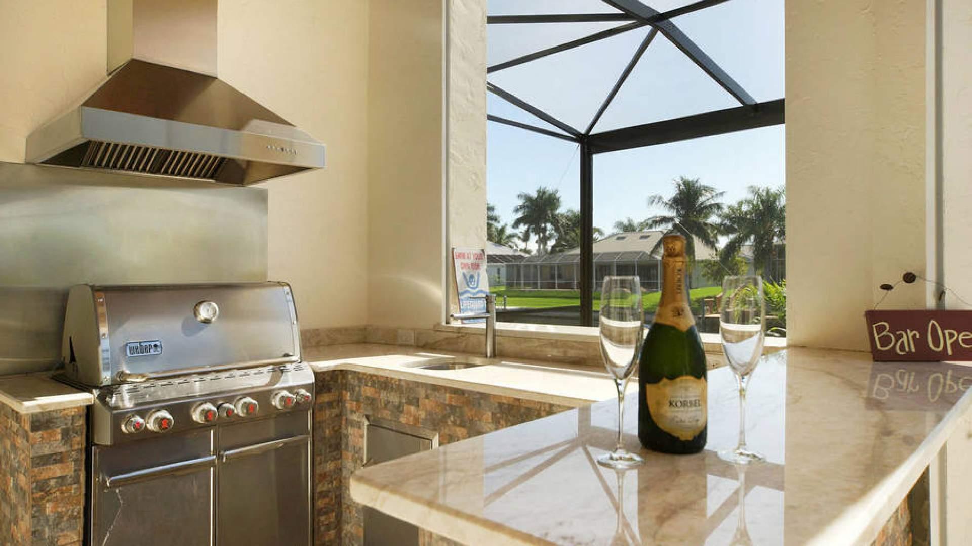 Florida, Cape Coral, Ferienhaus, Vogue