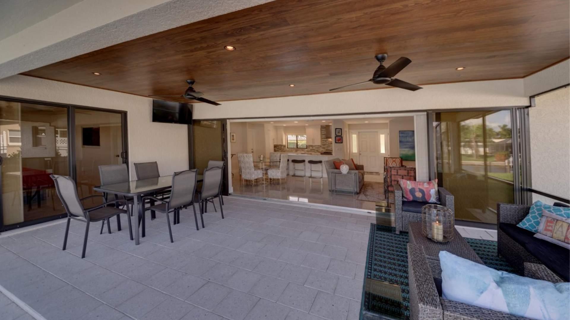 Mieten Sie in Cape Coral Ihr Ferienhaus mit Boot Traum Urlaub Florida