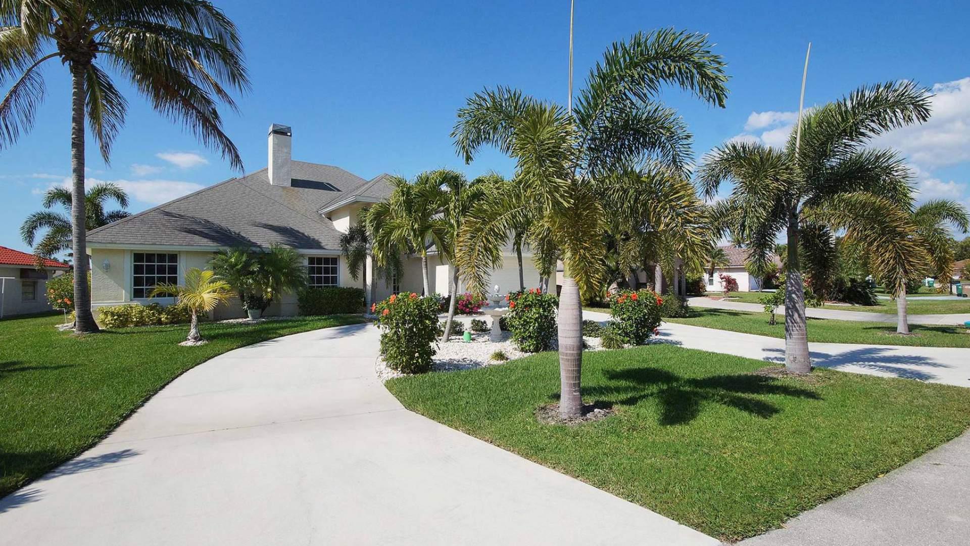 Florida cape coral ferienhaus colani - Villa colani ...