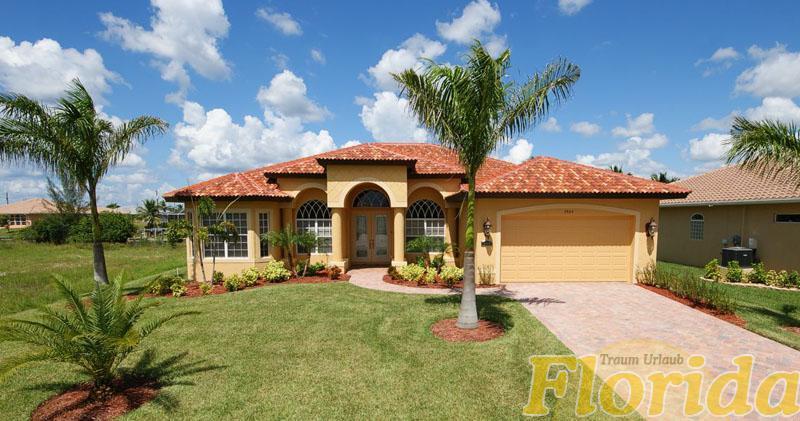 Villa Antigua - gelegen im Suedwesten von Cape Coral mit 3 Schlafzimmern und 3 Baedern