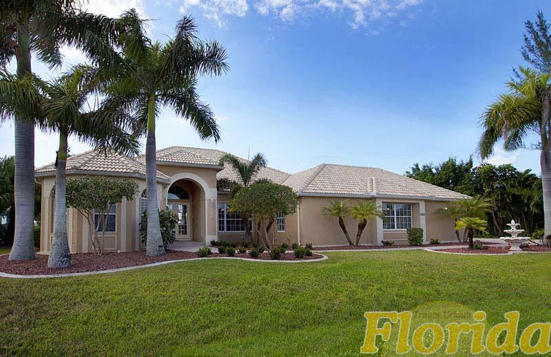 Ein Ferienhaus vom Feinsten: Villa Palm Beach