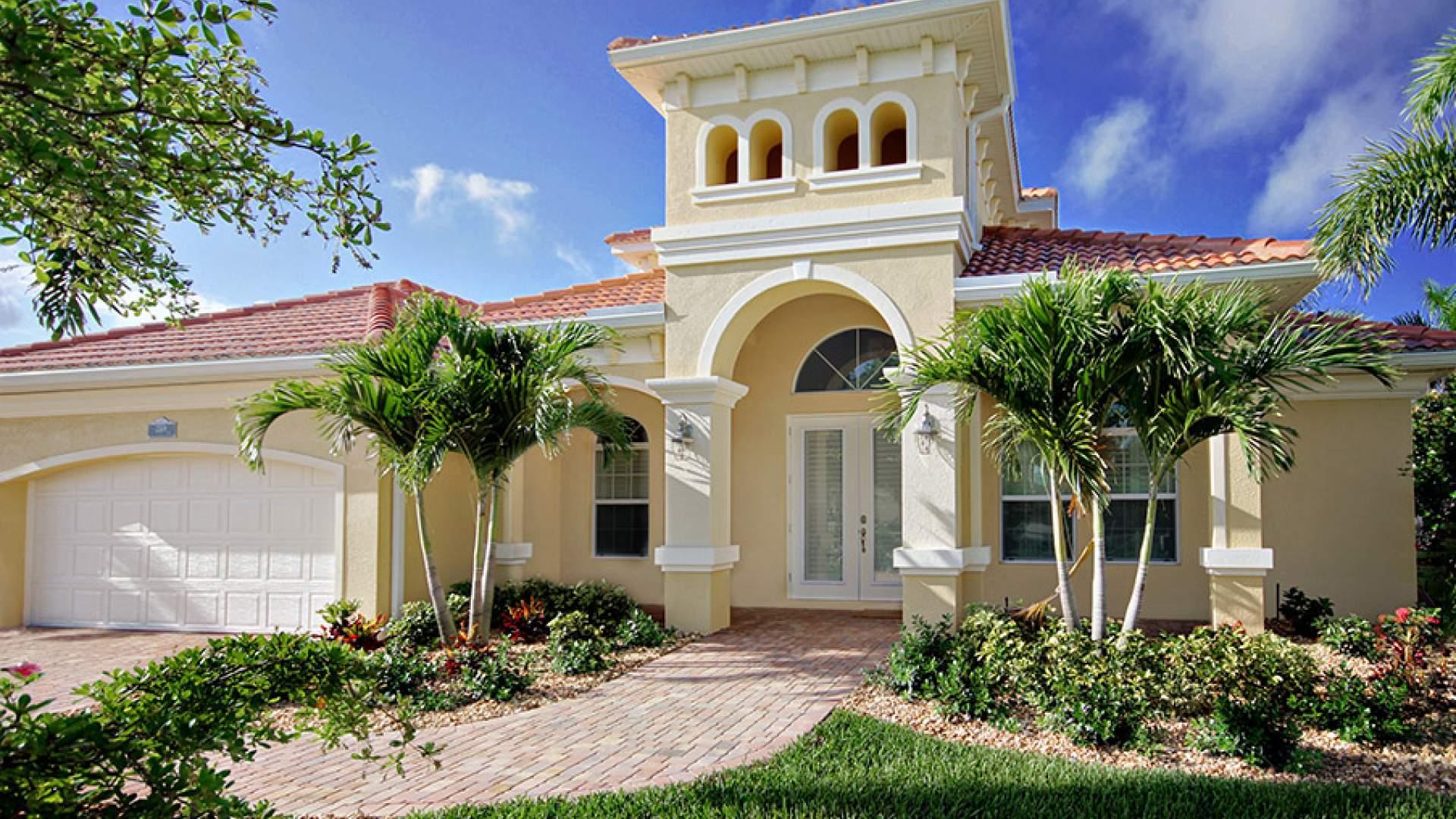 Ein Ferienhaus für höchste Ansprüche, in einer sehr schönen Nachbarschaft im Südwesten von Cape Coral gelegen