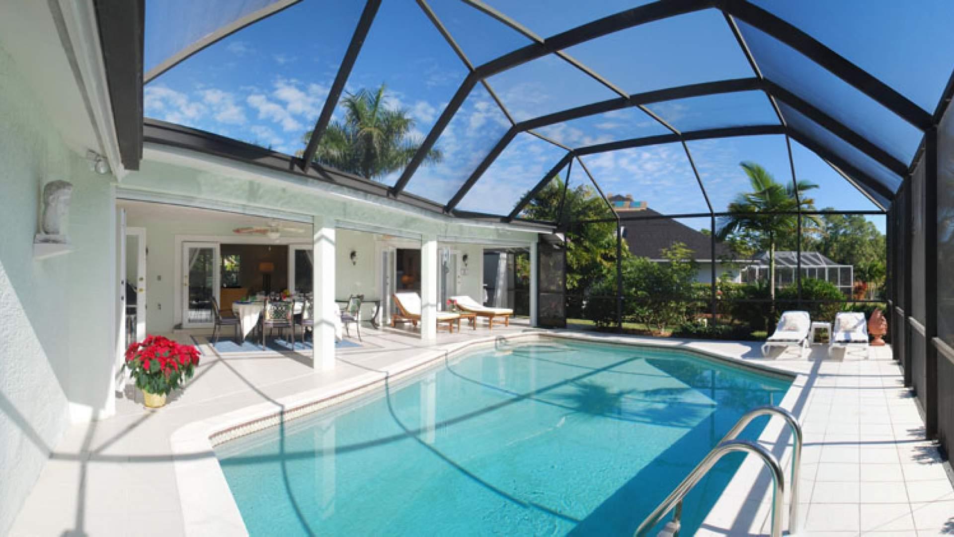 ferienhaus kings lake in naples florida. Black Bedroom Furniture Sets. Home Design Ideas
